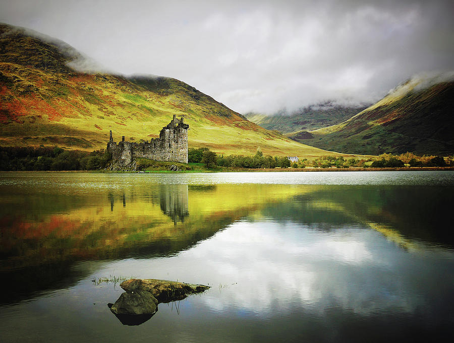 Loch Awe-some Photograph by Kennethbarker