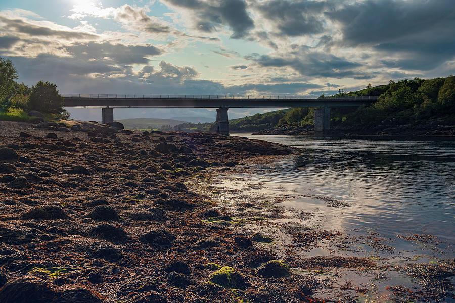Loch Creran by Ray Devlin