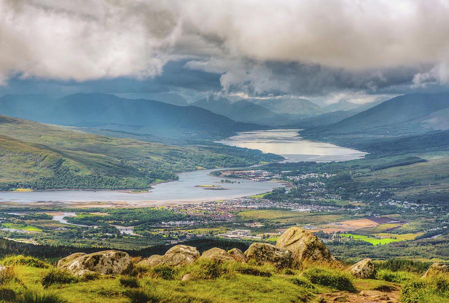 Loch Eil by Ray Devlin