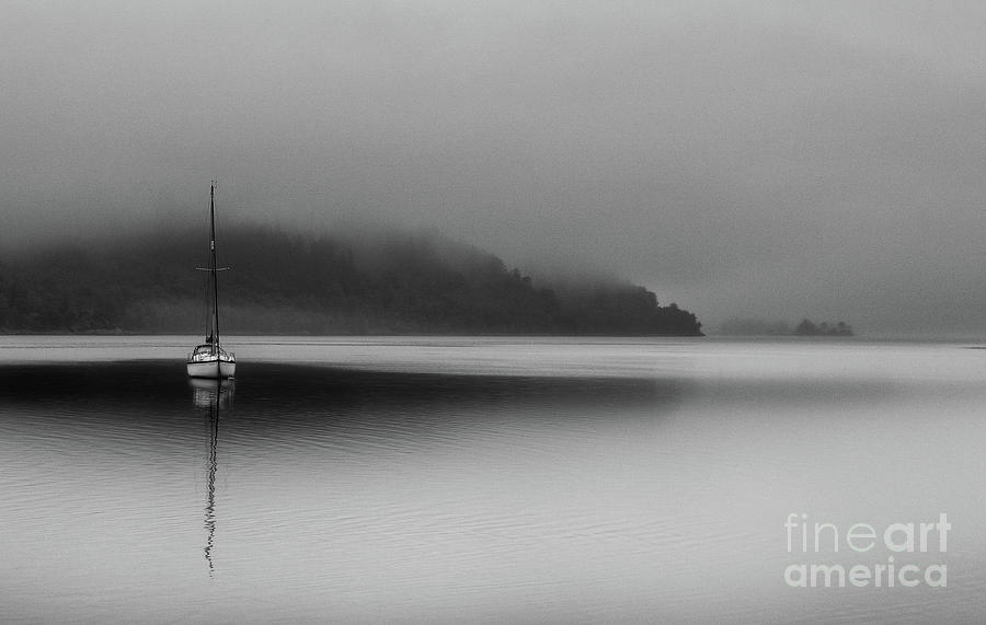 Loch Leven Early Morning Photograph