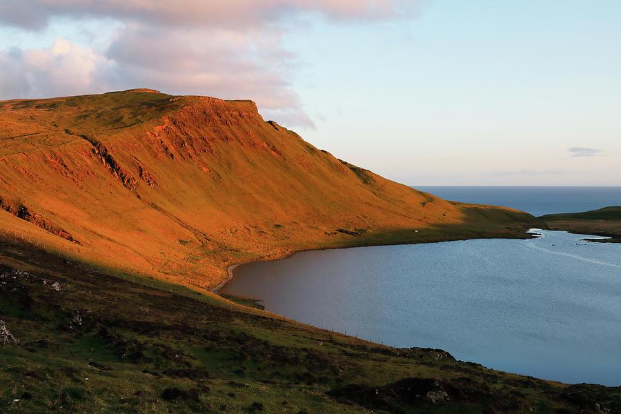 Loch Mor by Nicholas Blackwell