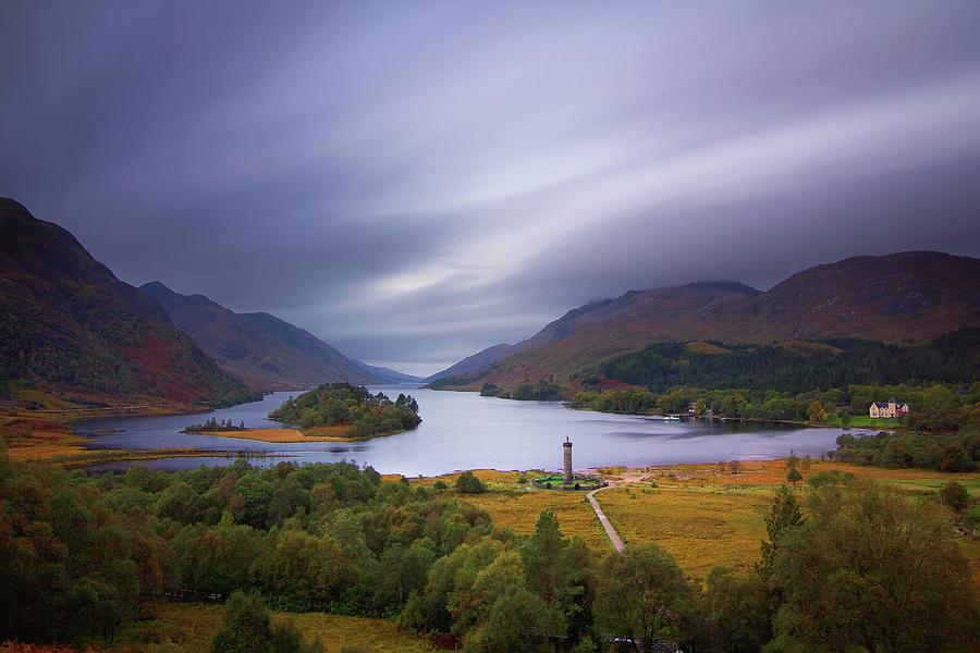 Loch Shiel In Glenfinnan, Scotland Photograph by Kit Downey Photography