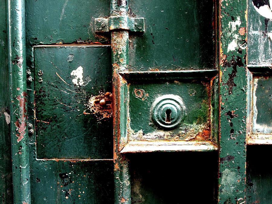 Lock by Edward Lee