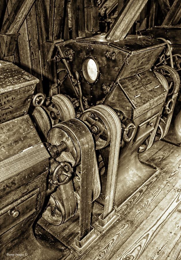 Locked in Time by Wesley Nesbitt