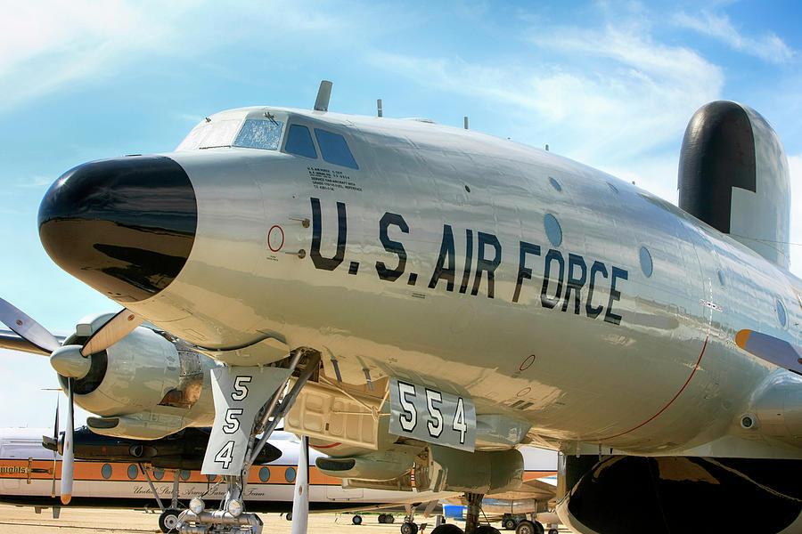 Lockheed EC-121T by Chris Smith