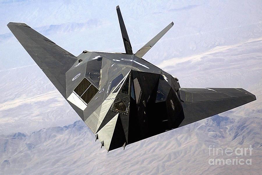 LOCKHEED F-117 NIGHTHAWK by Granger