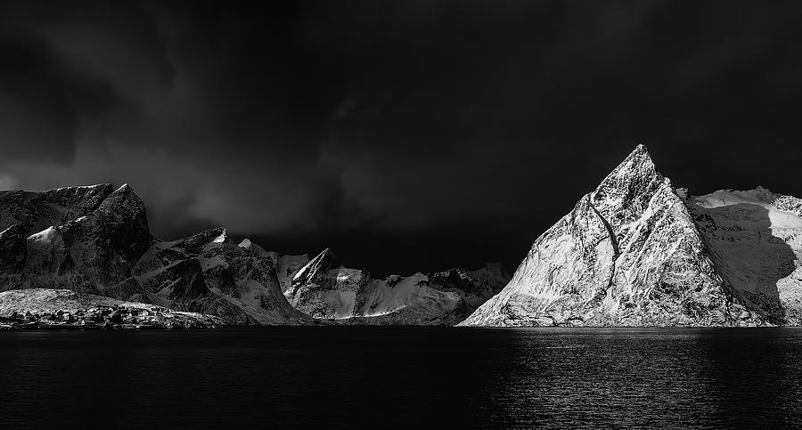 Lofoten Photograph by Rob Darby