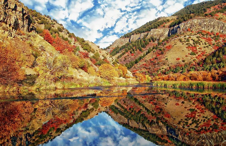 Logan Canyon Photograph