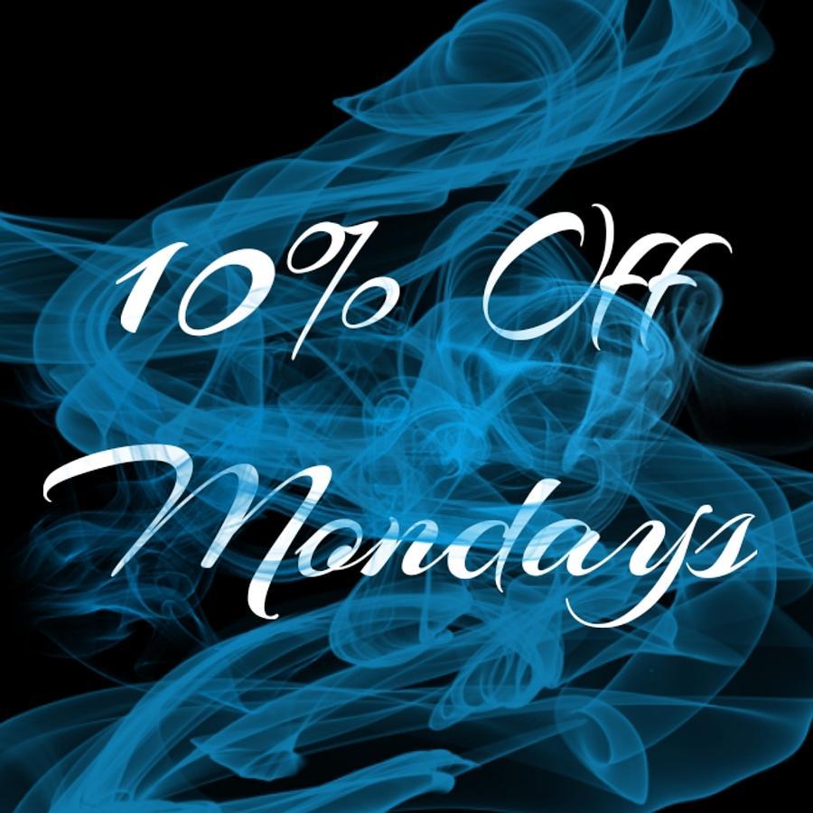 10 Percent Off Mondays Tattoo Logo Art 29 Photograph