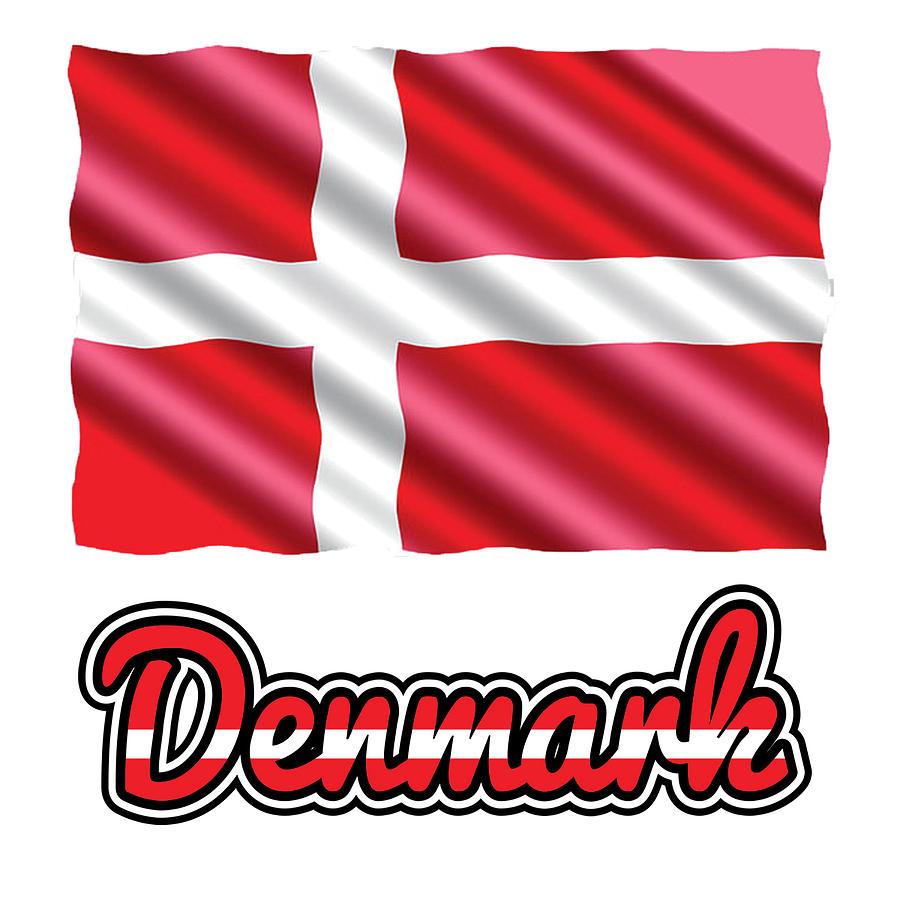 Logo for Denmark Gallery by Dean Wittle