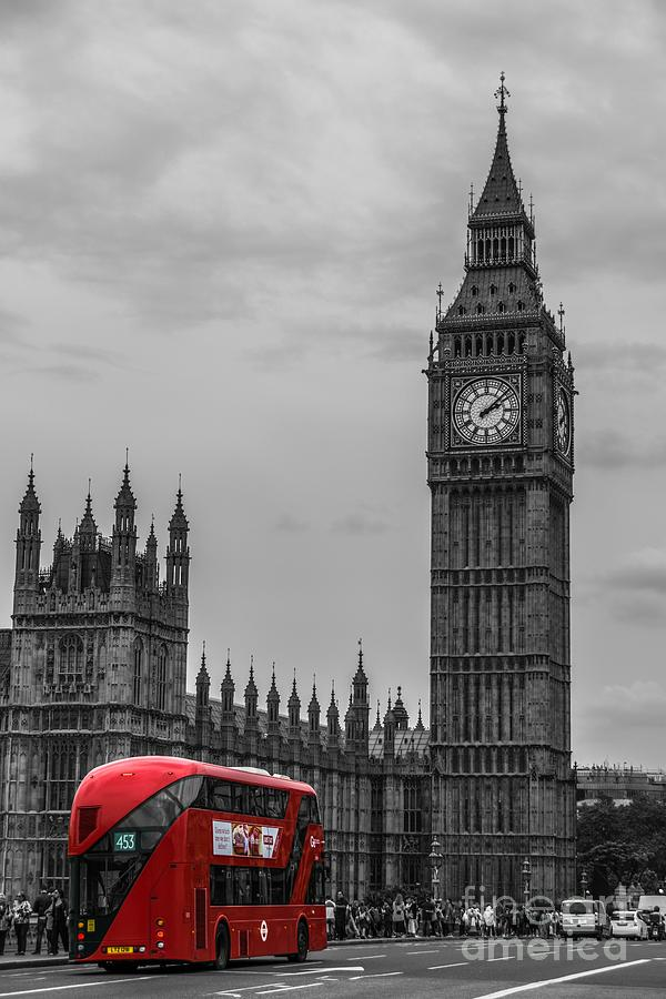 London 1 by Michael Graham