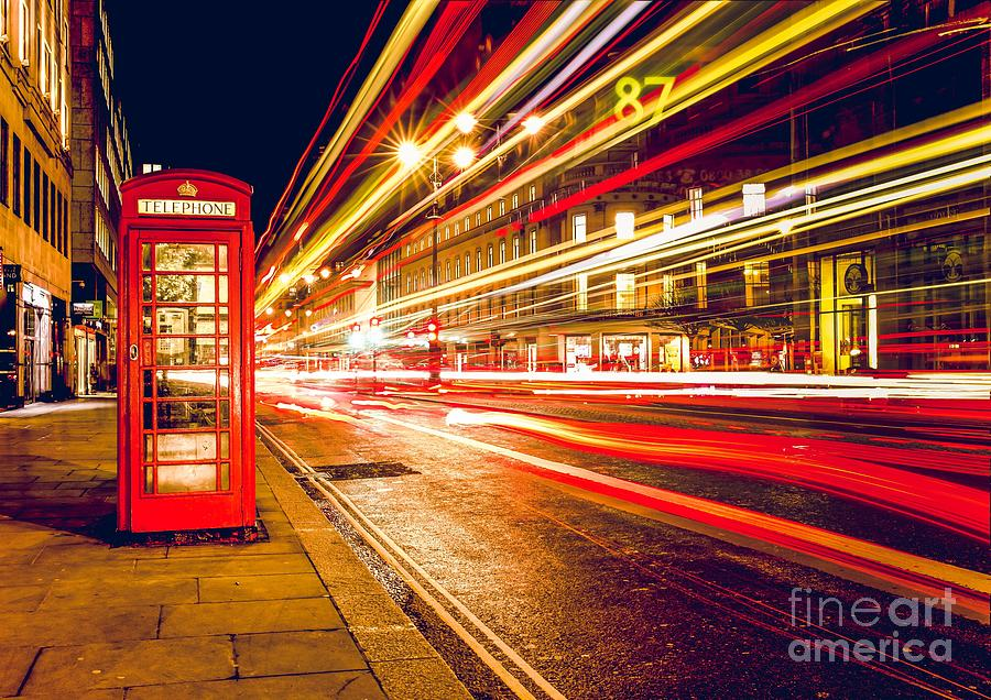 London 2 by Michael Graham