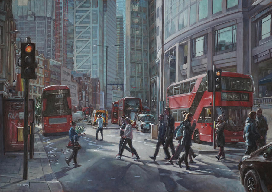 London Bishopsgate by Martin Davey