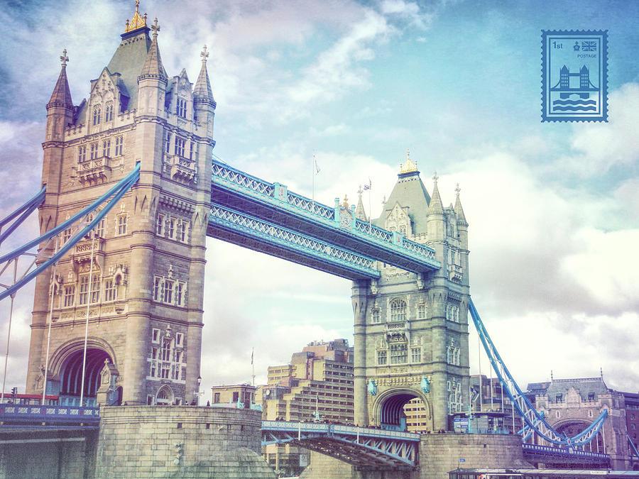 LONDON BRIDGES stamped by Jamart Photography