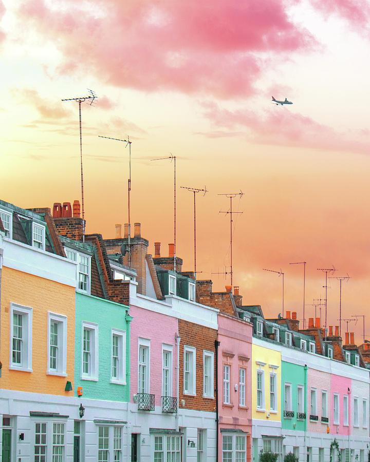 London Dreams by Gabor Estefan