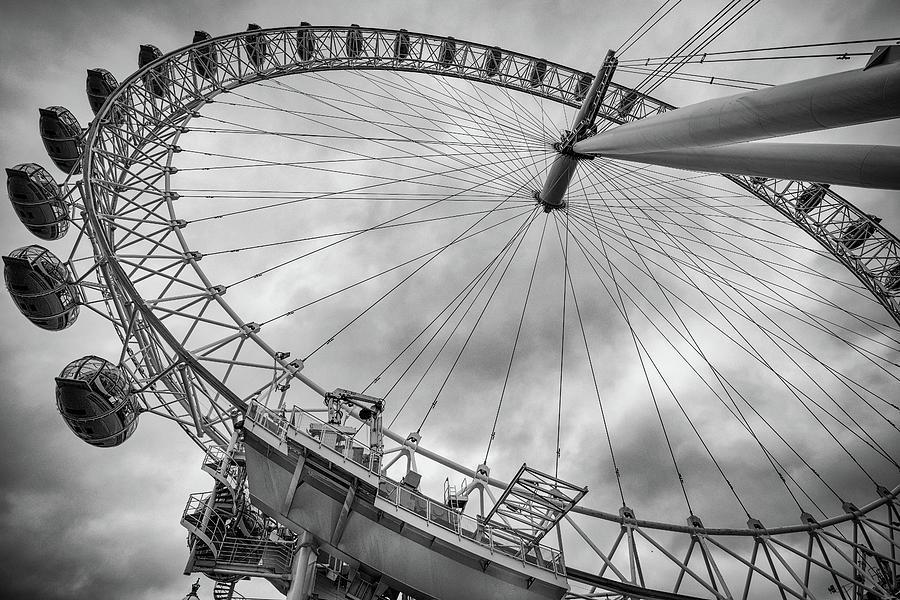 London Eye 1 Photograph