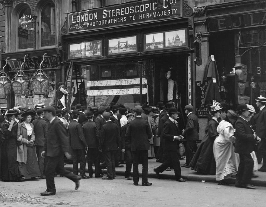 London Stereoscopic Company Photograph by London Stereoscopic Company