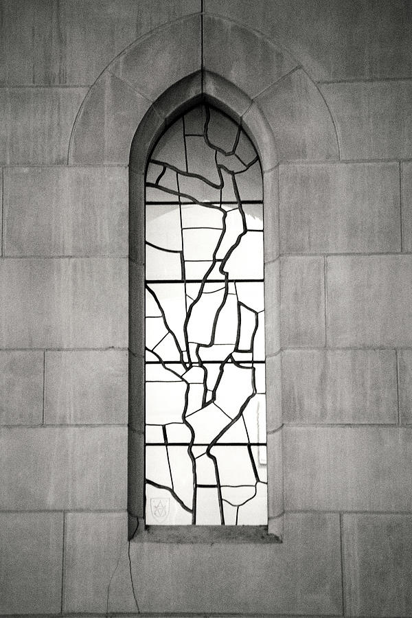 Lone Cathedral Window by Don Johnson