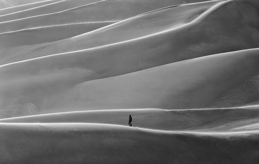 LONE SAND TREKKER by RAND