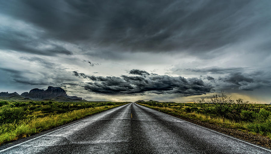 Lonely Highway by David Downs