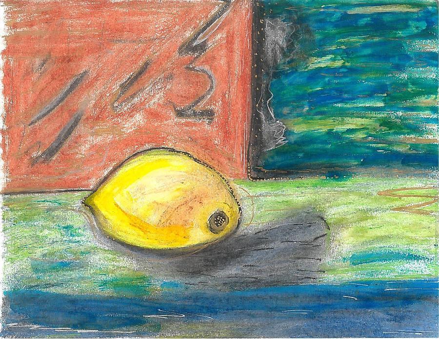 Lonely Lemon by Megan Ford-Miller