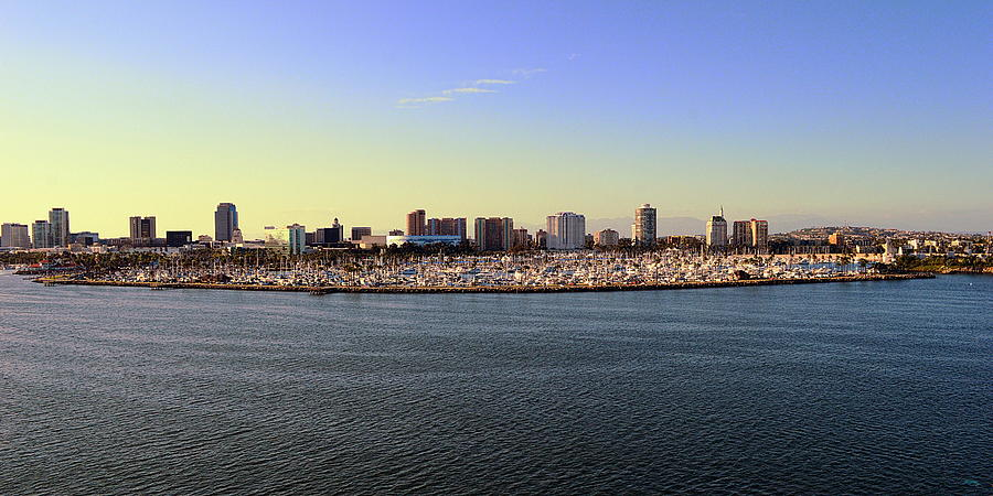 Long Beach California by Glenn McCarthy Art and Photography
