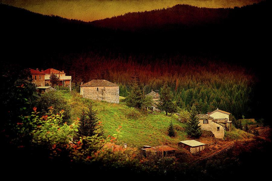 Long Forgotten World by Milena Ilieva