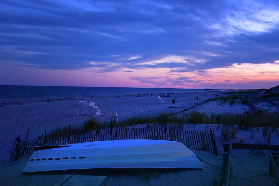 Long Island Sunset  by Laura Fasulo