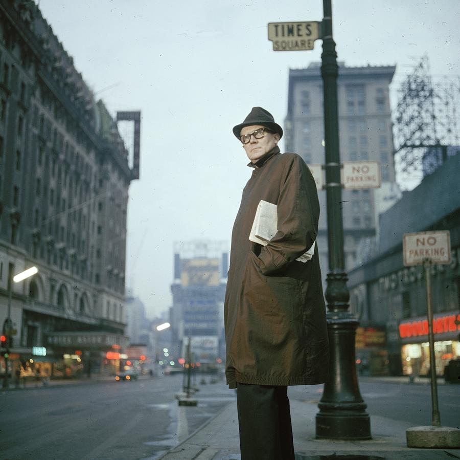 Long John Nebel Photograph by Slim Aarons