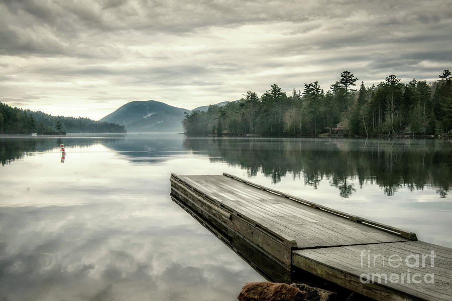 Long Pond Reflections by Susan Garver