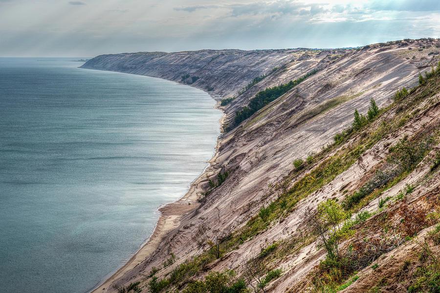 Long Slide Overlook by Brad Bellisle