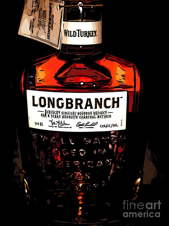 Longbranch Bourbon by Paul Wilford