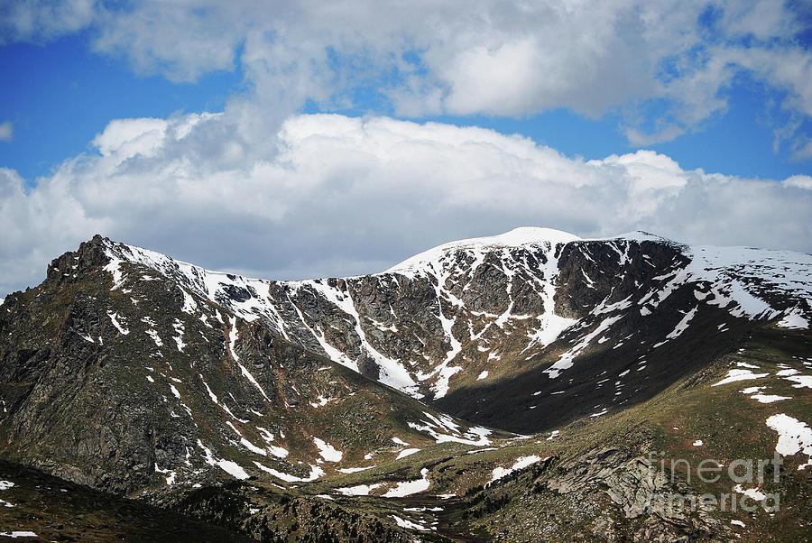 Longs Peak Estes Park by Steven Liveoak