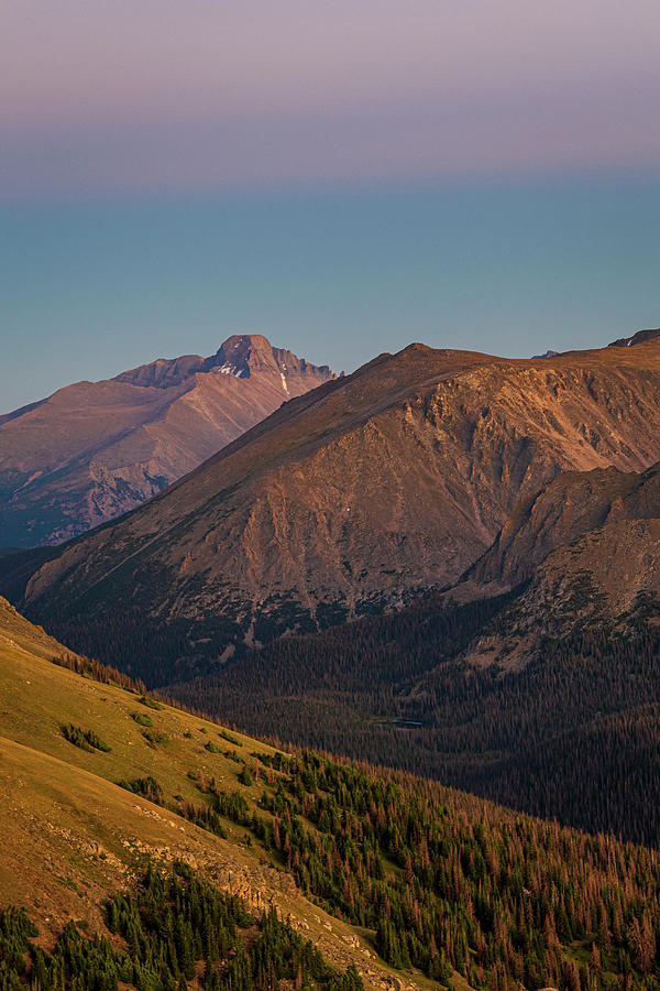Long's Peak III by Gary Lengyel
