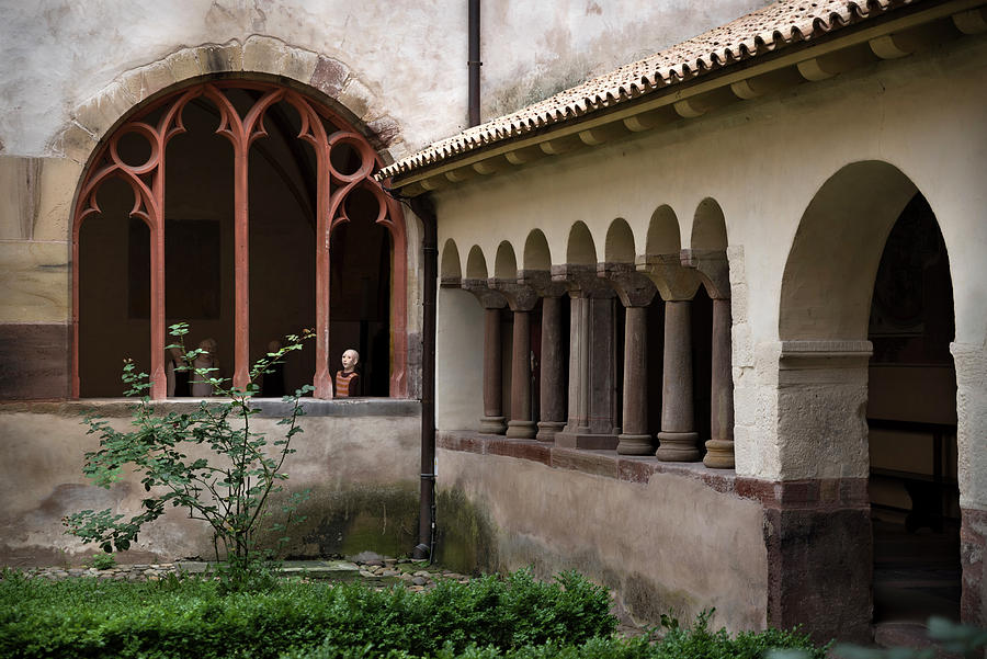 Looking through the window of the cloister by RicardMN Photography