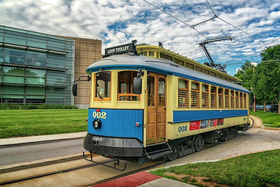 Loop Trolley 002 Forest Park St Louis GRK4991_07112019 by Greg Kluempers
