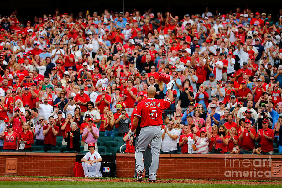 Los Angeles Angels Of Anaheim V St Photograph by Dilip Vishwanat