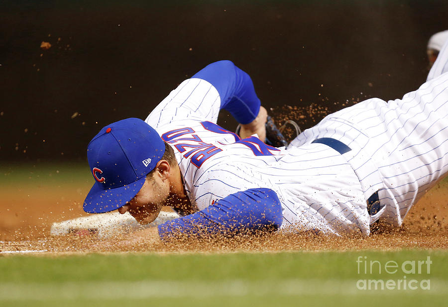 Los Angeles Dodgers V Chicago Cubs Photograph by Nuccio Dinuzzo