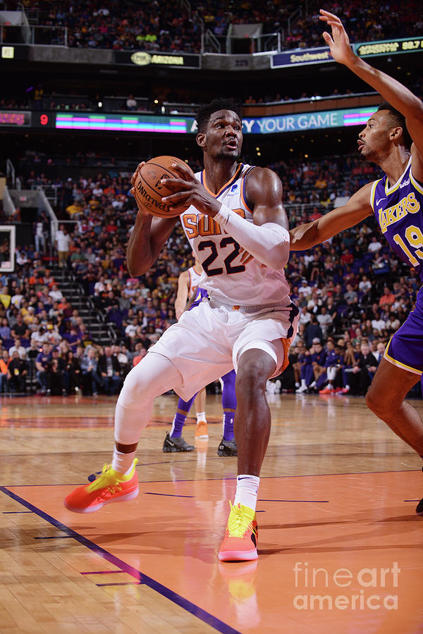 Los Angeles Lakers V Phoenix Suns Photograph by Michael Gonzales