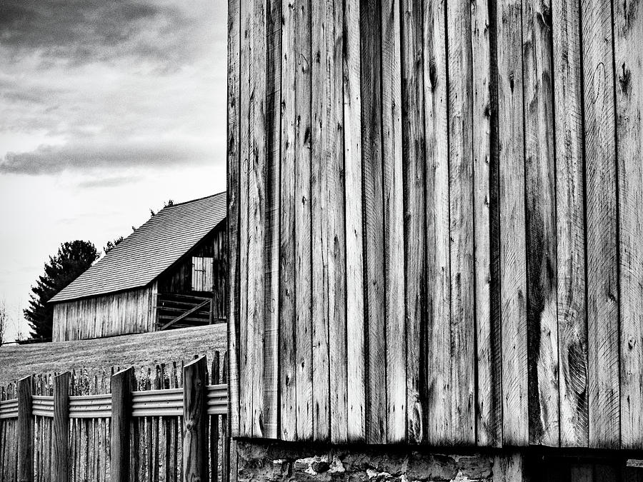 Lost Creek Barns 2 by Marianne Campolongo