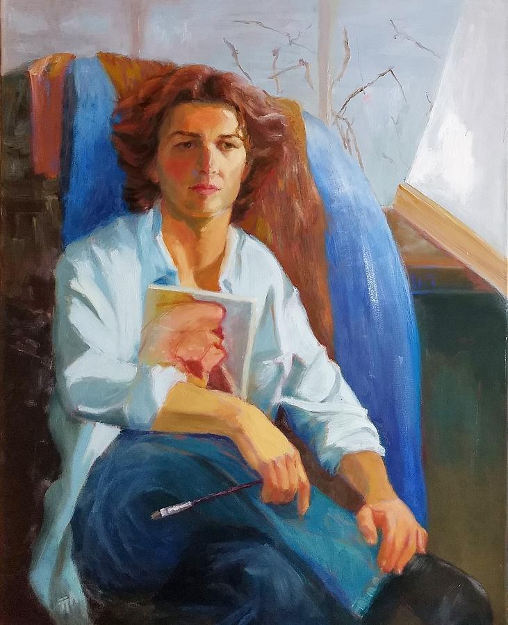Lost Model II by Irena Jablonski