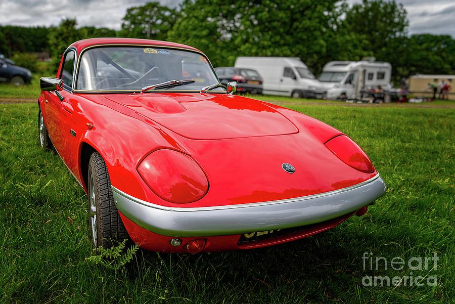 Lotus Elan SE S3 Coupe  by Adrian Evans