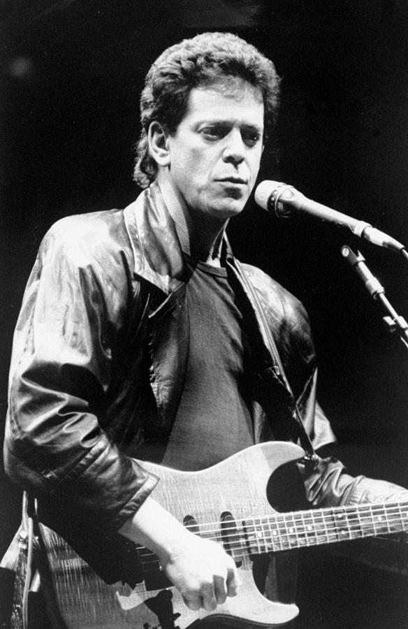 Lou Reed Sings At Childrens Health Photograph by New York Daily News Archive