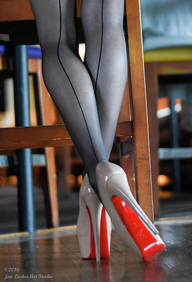Louboutin by Jim Lesher