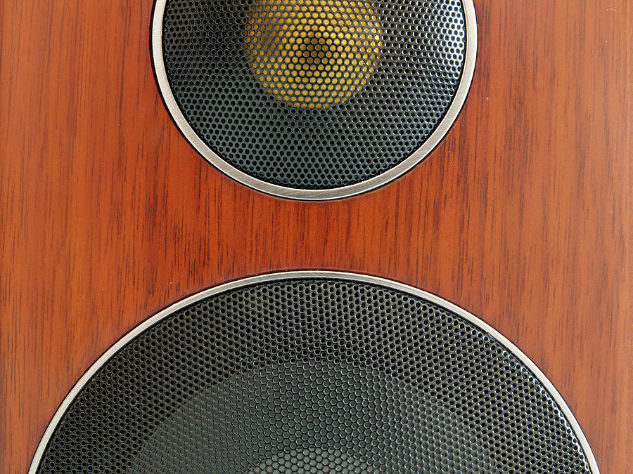 Loudspeaker Photograph by Luigi Masella