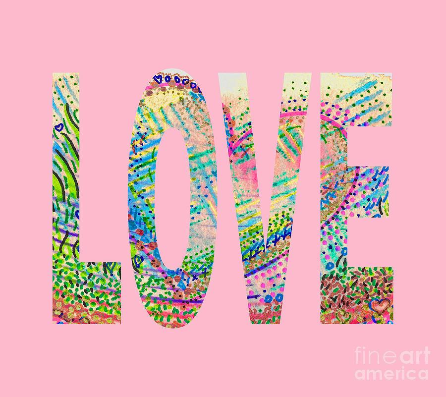 LOVE 1001 by Corinne Carroll