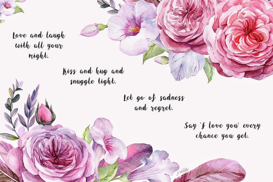 Love and Laugh - Kindness by Jordan Blackstone