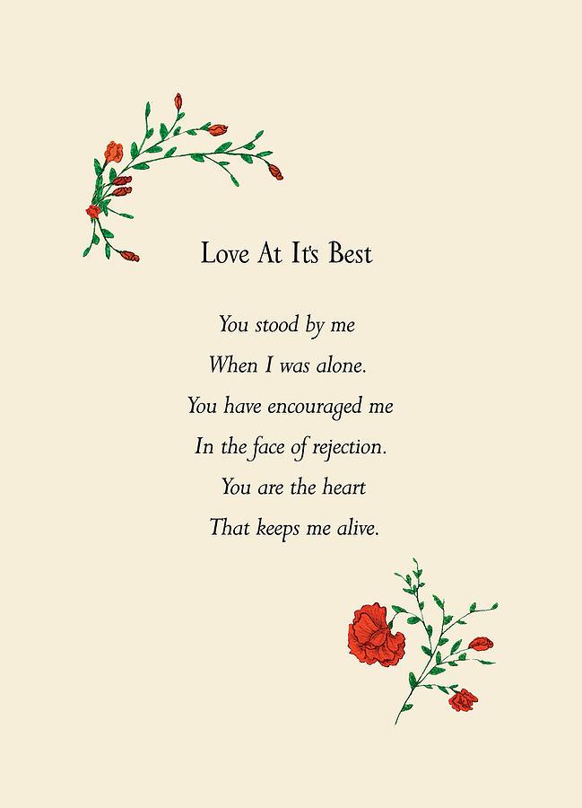 Love At It's Best by Belinda Landtroop