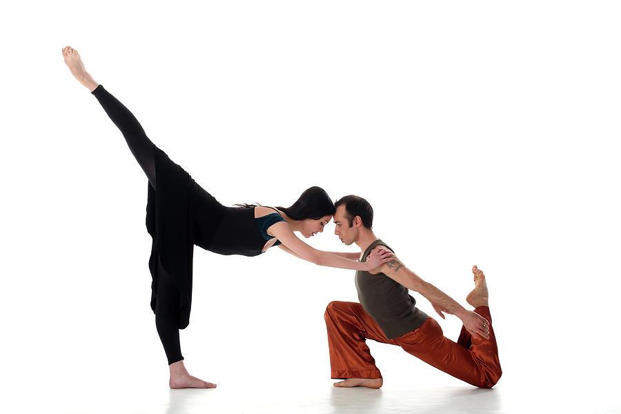 Love Dancing Photograph by Kursad