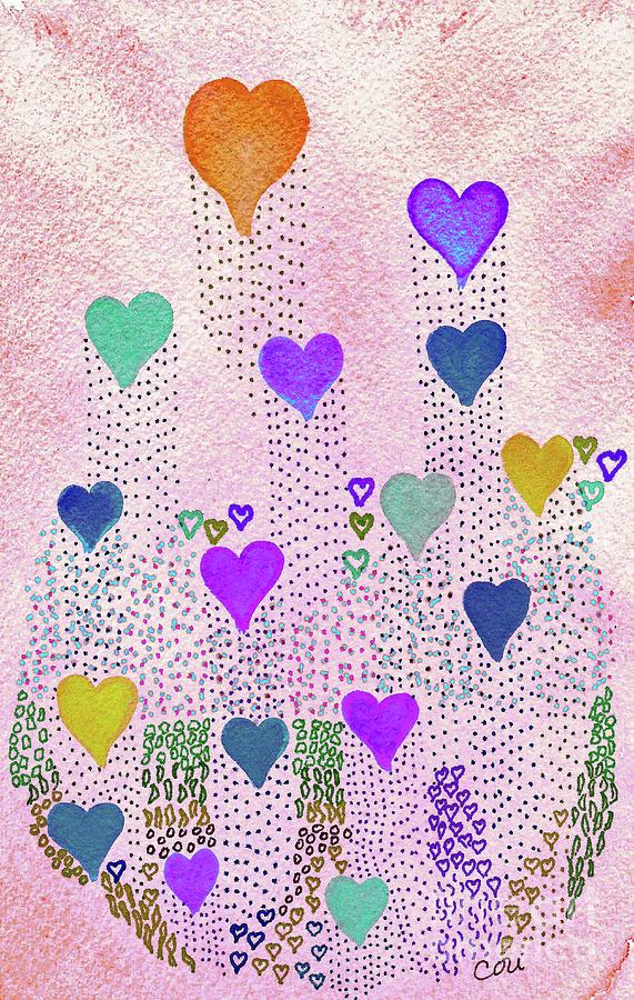 Love Garden 2 by Corinne Carroll